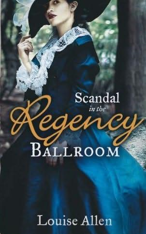 Scandal in the Regency Ballroom (BOK)