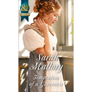 Temptation Of A Governess (BOK)