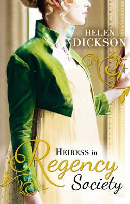 Heiress in Regency Society (BOK)