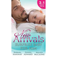 New Arrivals: Surprise Baby for Him (BOK)