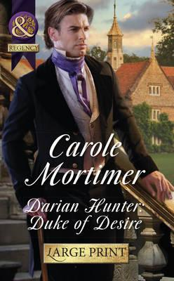 Darian Hunter: Duke of Desire (BOK)