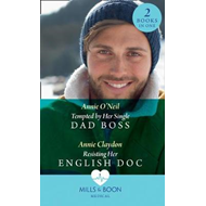 Produktbilde for Tempted By Her Single Dad Boss (BOK)