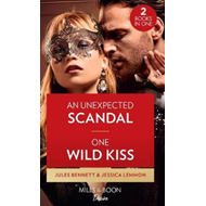 Produktbilde for Unexpected Scandal / One Wild Kiss (BOK)