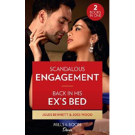 Produktbilde for Scandalous Engagement / Back In His Ex's Bed (BOK)