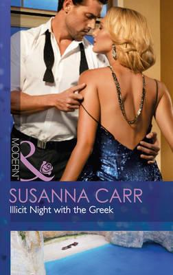 Illicit Night With The Greek (BOK)
