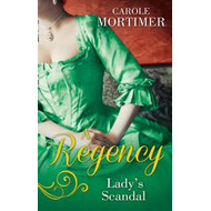 Regency Lady's Scandal (BOK)
