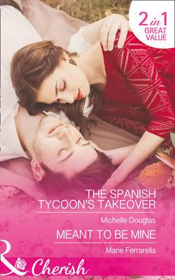 Spanish Tycoon's Takeover (BOK)