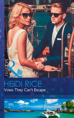 Vows They Can't Escape (BOK)