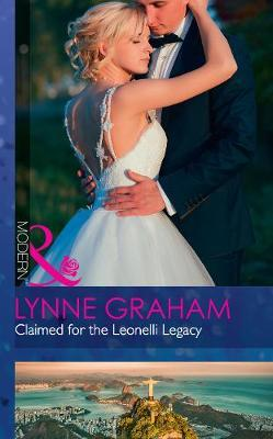 Claimed For The Leonelli Legacy (BOK)