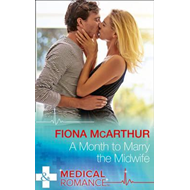 Month To Marry The Midwife (BOK)