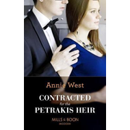 Contracted For The Petrakis Heir (BOK)