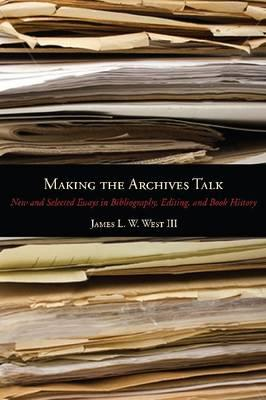 Making the Archives Talk (BOK)