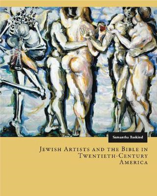 Jewish Artists and the Bible in Twentieth-Century America (BOK)