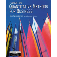 Foundation Quantitative Methods for Business (BOK)