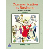 Communication for Business (BOK)