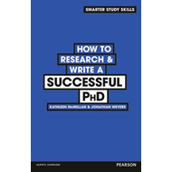 How to Research & Write a Successful PhD (BOK)
