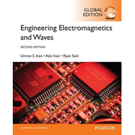 Engineering Electromagnetics and Waves, Global Edition (BOK)