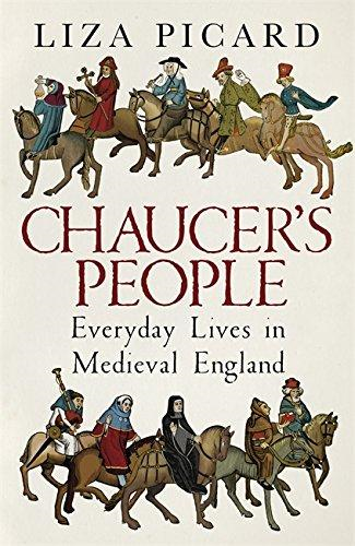 Chaucer's People (BOK)