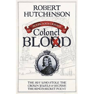Audacious Crimes of Colonel Blood (BOK)