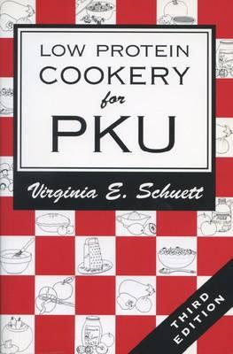 Low Protein Cookery for Phenylketonuria (BOK)