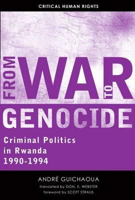 From War to Genocide (BOK)