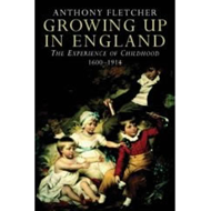 Growing Up in England (BOK)