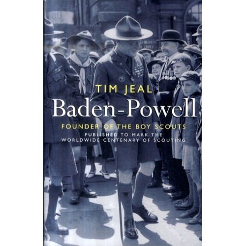 Baden-Powell: Founder of the Boy Scouts (BOK)