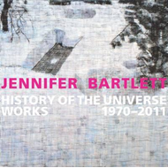 Jennifer Bartlett: History of the Universe: Works 1970-2011 (BOK)