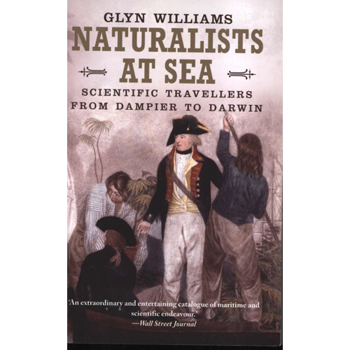 Naturalists at Sea (BOK)