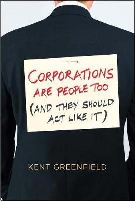 Corporations Are People Too (BOK)