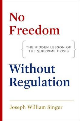No Freedom without Regulation (BOK)