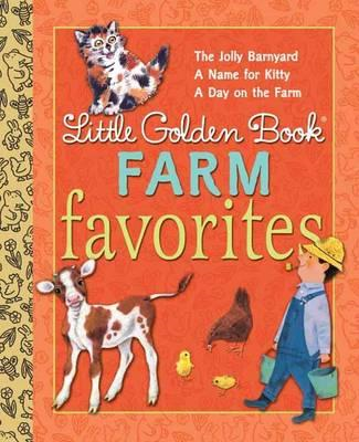 Little Golden Book Farm Favorites (BOK)