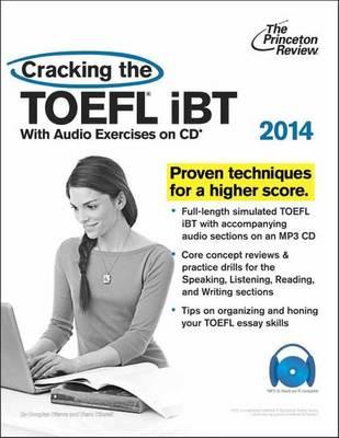 Cracking the TOEFL Ibt: 2014 (BOK)