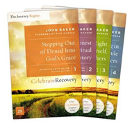 Celebrate Recovery Updated Participant's Guide Set, Volumes (BOK)