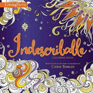 Indescribable Adult Coloring Book (BOK)