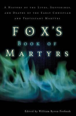 Fox's Book of Martyrs (BOK)