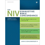 NIV Exhaustive Bible Concordance, Third Edition (BOK)