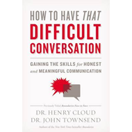 How to Have That Difficult Conversation (BOK)