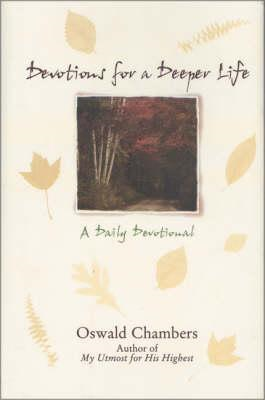 Devotions for a Deeper Life (BOK)
