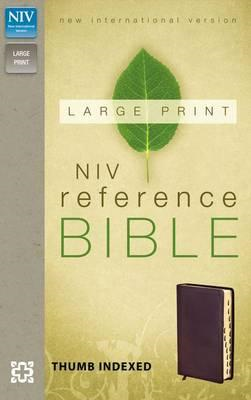 NIV Reference Bible (BOK)