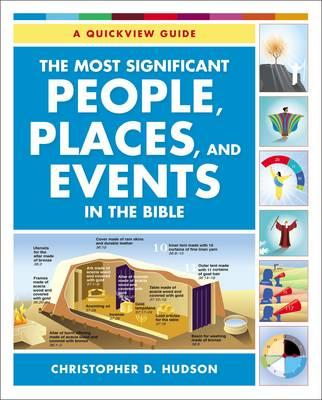 Most Significant People, Places, and Events in the Bible (BOK)