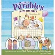 Favorite Parables from the Bible (BOK)