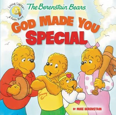 Berenstain Bears God Made You Special (BOK)