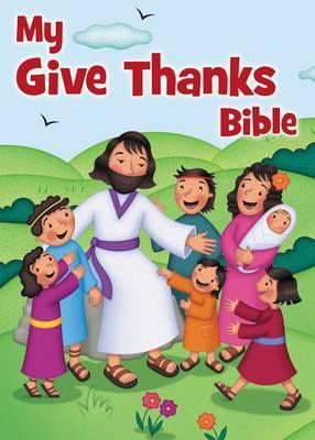 My Give Thanks Bible (BOK)