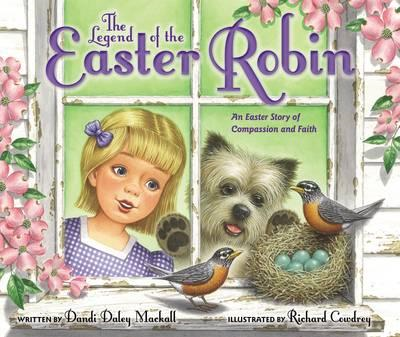 Legend of the Easter Robin (BOK)
