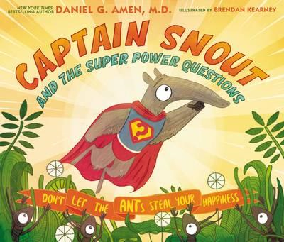 Captain Snout and the Super Power Questions (BOK)