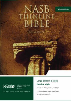NASB Thinline Bible (BOK)