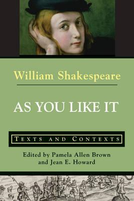 As You Like it: Texts and Contexts (BOK)