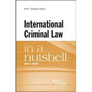 International Criminal Law in a Nutshell (BOK)
