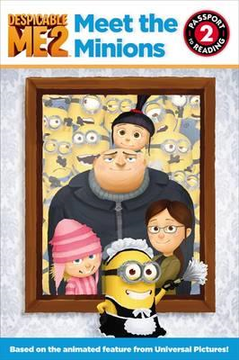 Despicable Me 2: Meet the Minions (BOK)